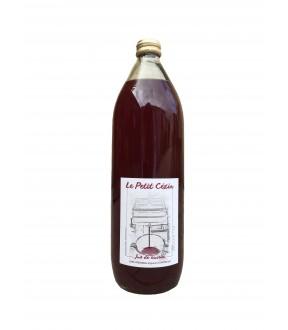 Le p'tit Cézin (jus de raisin)